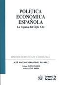 Política Económica Española. La España del siglo XXI
