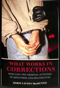 Portada What Works in corrections