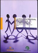 Portada Autonomía personal y atención a la dependencia