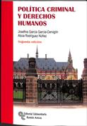 Portada Política criminal y Derechos humanos