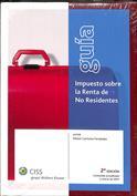 Portada Guía del impuesto sobre la renta de no residentes