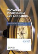 Manual de deontología para abogados