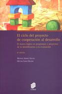 Portada El ciclo del proyecto de cooperación al desarrollo. El marco lógico en programas y proyectos(A)