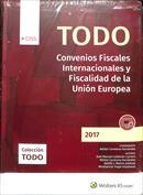 Portada Convenios fiscales internacionales y fiscalidad de la Unión Europea