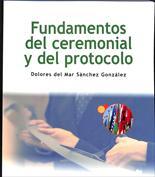 Portada Fundamentos del ceremonial y del protocolo