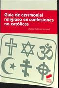 Portada Guía de ceremonial religioso en confesiones no católicas