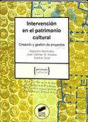 Intervención en el patrimonio cultural