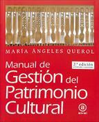 Portada Manual de gestión del patrimonio cultural