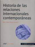 Portada Historia de las relaciones internacionales contemporáneas