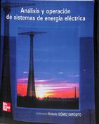 Portada Análisis y operación de sistemas de energía eléctrica(D)