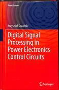 Portada Digital Signal Processing in Power Electronics Control Circuits