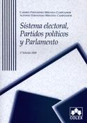 Sistema electoral, partidos políticos y parlamento