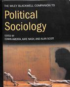 Portada The Wiley Blackwell Companion to Political Sociology