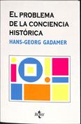 Portada El problema de la conciencia histórica