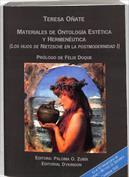 Materiales de Ontología Estética y Hermenéutica. Los hijos de Nietzsche en la postmodernidad I