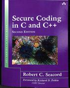 Portada Secure coding in C and C