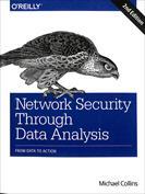 Network security through data analisys