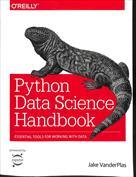 Portada Python data science handbook