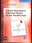 Portada Cálculo matemático. Funciones reales de una varible real