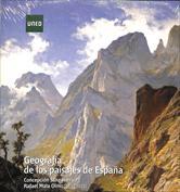 Portada Geografía de los paisajes de España