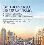 Diccionario de urbanismo. Geografía urbana y ordenación del territorio