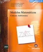 Portada Modelos matemáticos en Ciencias Ambientales