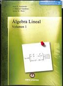 Algebra lineal. Volumen I