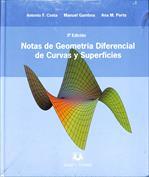 Notas de Geometría Diferencial de Curvas y Superficies