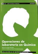 Operaciones de laboratorio en química