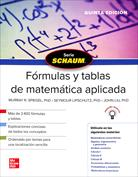 Portada Fórmulas y tablas de matemática aplicada