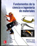 Portada Fundamentos de la Ciencia e Ingeniería de materiales