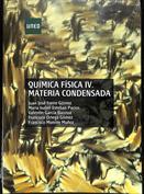 Portada Química Física IV. Materia condensada