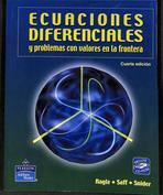 Ecuaciones diferenciales y problemas con valores en la frontera
