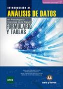 Portada Formulario y tablas estadísticas de Introducción al análisis de datos en Psicología y ciencias de la salud