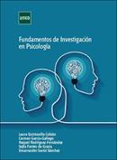 Portada Fundamentos de investigación en Psicología