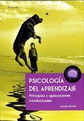 Psicología del aprendizaje. Principios y aplicaciones conductuales