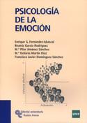 Portada Psicología de la emoción