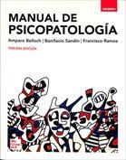 Portada Manual de psicopatología. Volumen I