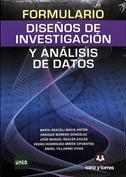 Formulario. Diseños de investigación y análisis de datos