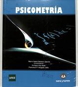 Portada Psicometría. Teoría y formulario