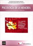 Portada Psicología de la memoria. Estructura, Procesos y Sistemas