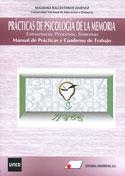 Portada Prácticas de Psicología de la memoria. Manual de prácticas y cuaderno de trabajo