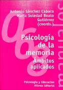 Psicología de la memoria. Ámbitos aplicados