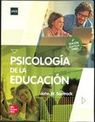 Portada Psicología de la educación