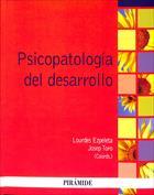 Portada Psicopatología del desarrollo