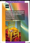 Portada Introducción a los tratamientos psicodinámicos, experienciales, constructivistas, sistémicos e integradores