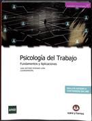 Portada Psicología del trabajo. Conceptos clave y temas emergentes