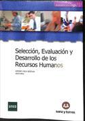 Portada Selección, evaluación y desarrollo de los recursos humanos