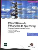 Portada Manual básico de dificultades de aprendizaje. Concepto, evaluación e intervención