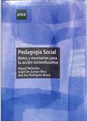 Portada Pedagogía Social. Retos y escenarios para la acción socioeducativa